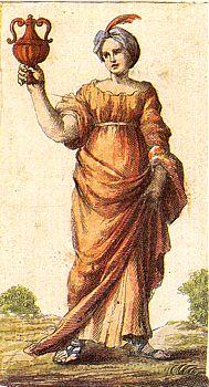 Free Minchiate Tarot Readings - Astrological Spread